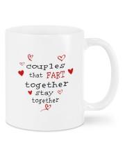 Valentines Funny Mug Mug front