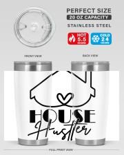 house hustler 20oz Tumbler aos-20oz-tumbler-lifestyle-front-60
