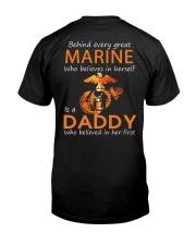 Marine Classic T-Shirt back