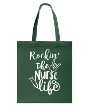 Rockin The Nurse Life Tote Bag thumbnail