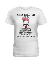 Area Director Ladies T-Shirt front