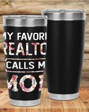 My favorite realtor calls me mom 30oz Tumbler aos-30oz-tumbler-lifestyle-front-04