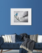 Thank you dad - Skiing 20x16 Gallery Wrapped Canvas Prints aos-canvas-pgw-20x16-lifestyle-front-06