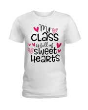 Class Ladies T-Shirt front