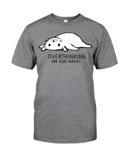 Overthinking Classic T-Shirt front