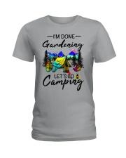 Gardening Ladies T-Shirt front