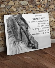 Thank you dad 20x16 Gallery Wrapped Canvas Prints aos-canvas-pgw-20x16-lifestyle-front-21