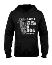 Save A Pit Bull - Style 1 Hooded Sweatshirt thumbnail