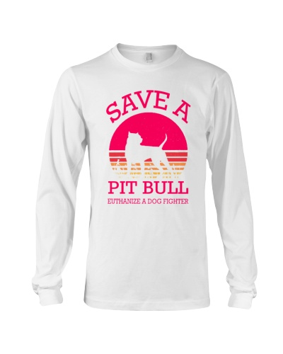 Save pit bull - Style 3