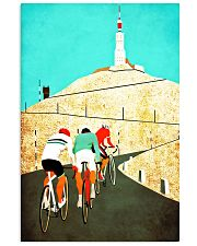 Mount ventoux road cycling poster 11x17 Poster front