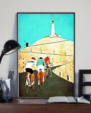 Mount ventoux road cycling poster 11x17 Poster lifestyle-poster-2