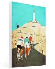 Mount ventoux road cycling poster 16x24 Gallery Wrapped Canvas Prints thumbnail