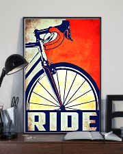 Bicycle ride poster 11x17 Poster lifestyle-poster-2
