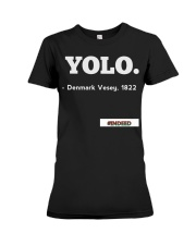 DENMARK VESEY Premium Fit Ladies Tee thumbnail