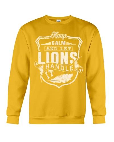 LIONSAAA  Lovers Shirt