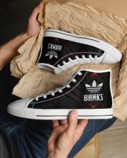 TCH11AF01 BANKS Men's High Top White Shoes aos-complex-men-white-top-shoes-lifestyle-11