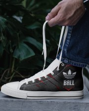 TCH11AF01 BALL Men's High Top White Shoes aos-complex-men-white-top-shoes-lifestyle-06