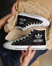 TCH11AF01 BRYANT Men's High Top White Shoes aos-complex-men-white-top-shoes-lifestyle-11