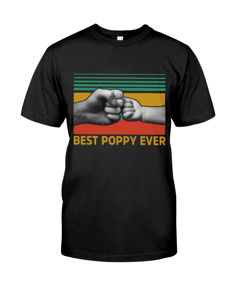 Best Poppy Ever Classic T-Shirt