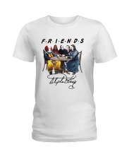 F R I E N D S Limited Ladies T-Shirt front
