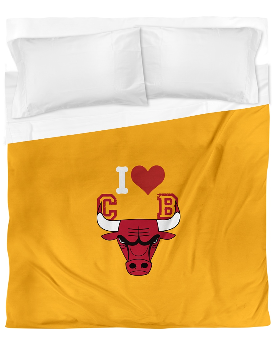 Cover for your best team CHICAGO BULLS Duvet Cover - Queen