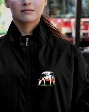 Cow Jacket Lightweight Jacket garment-embroidery-jacket-lifestyle-12