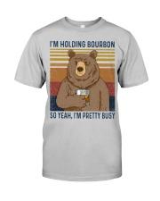 I'm Holding Bourbon Classic T-Shirt tile