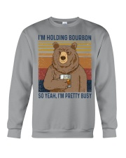 I'm Holding Bourbon Crewneck Sweatshirt thumbnail
