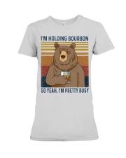 I'm Holding Bourbon Premium Fit Ladies Tee thumbnail