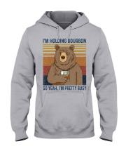 I'm Holding Bourbon Hooded Sweatshirt thumbnail