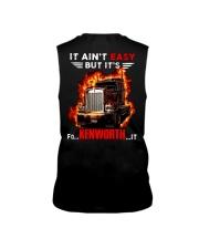 It Ain't Easy Trucker Sleeveless Tee thumbnail