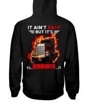 It Ain't Easy Trucker Hooded Sweatshirt thumbnail