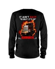 It Ain't Easy Trucker Long Sleeve Tee thumbnail