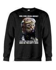 How Do You Copy Whiskey Crewneck Sweatshirt thumbnail