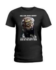 How Do You Copy Whiskey Ladies T-Shirt thumbnail