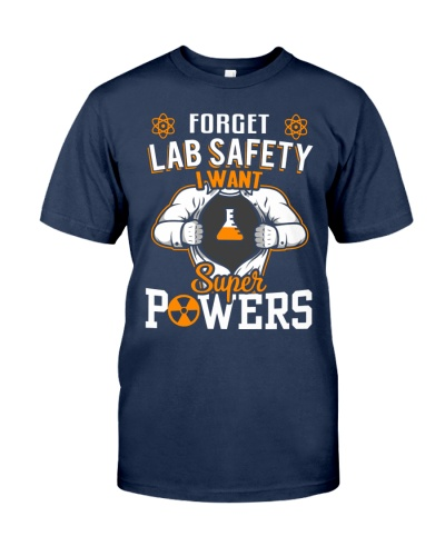 FORGET LAB SAFETY