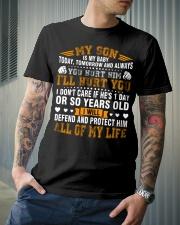 MY SON Classic T-Shirt lifestyle-mens-crewneck-front-6