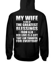 MY WIFE Hooded Sweatshirt thumbnail