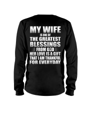 MY WIFE Long Sleeve Tee thumbnail