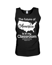 THE FUTURE OF AMERICA Unisex Tank thumbnail