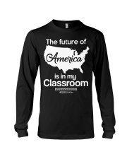 THE FUTURE OF AMERICA Long Sleeve Tee thumbnail
