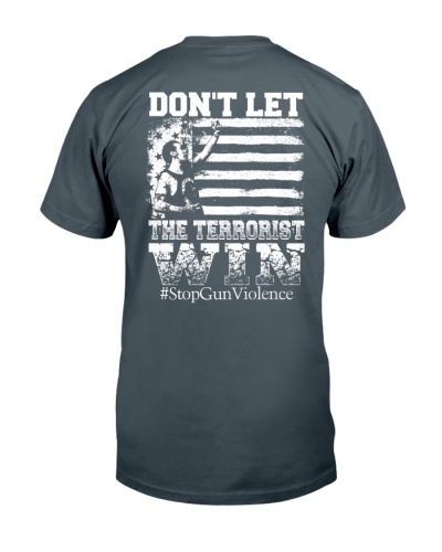 DON'T LET THE TERRORIST WIN