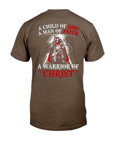 A CHILD - A MAN - A WARRIOR