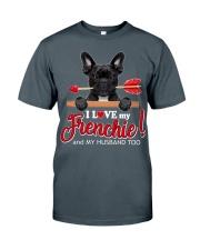 LOVE MY FRENCHIE Classic T-Shirt thumbnail