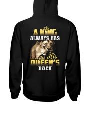 KING - QUEEN Hooded Sweatshirt thumbnail