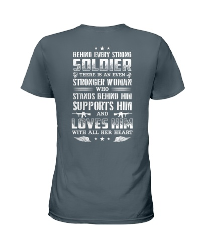 SOLDIER WIFE SHIRT