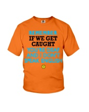REMEMBER THAT - BOY TEE Youth T-Shirt front