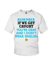 REMEMBER THAT - BOY TEE Youth T-Shirt thumbnail