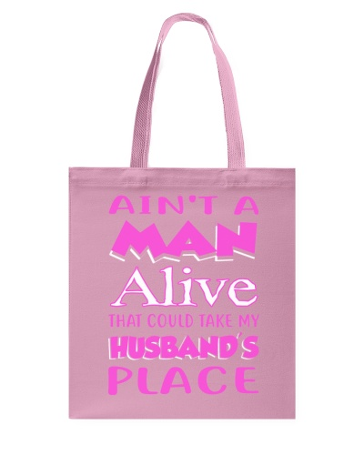 NO ONE COULD TAKE MY HUSBAND'S PLACE