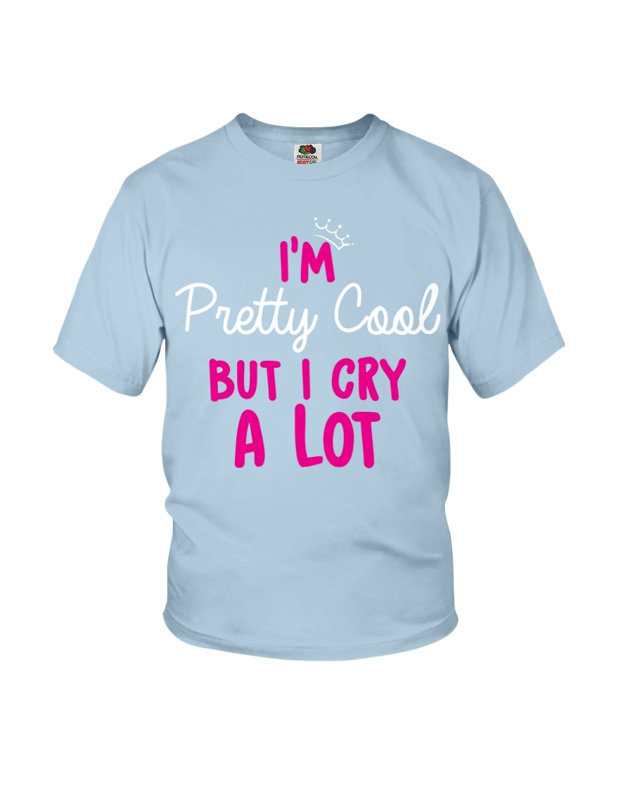 I'M PRETTY COOL - MOTHER - DAUGHTER Youth T-Shirt
